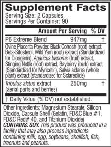 cellucor-p6-extreme-ingredients