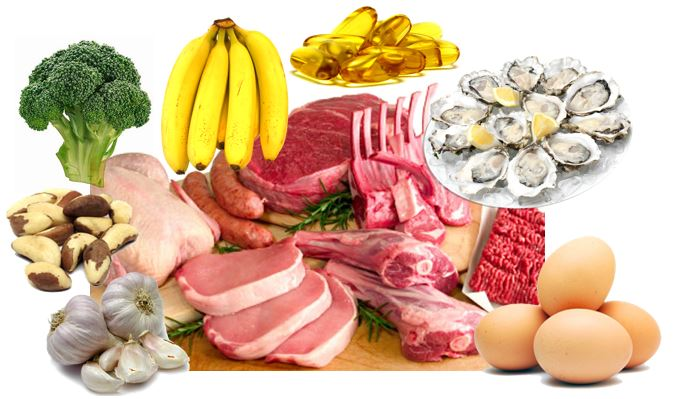 Testosterone Boosting Foods - What To Eat To Build Muscle