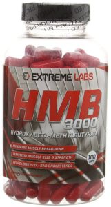 Extreme Labs HMB Testosterone Booster