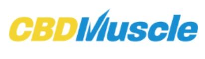 cbd muscle logo