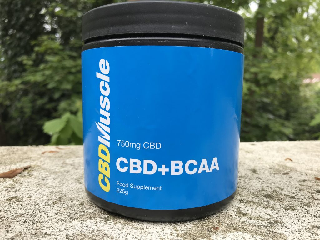 cbd 4% plus BCAA